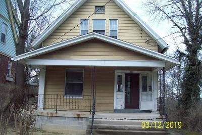 Cincinnati Single Family Home For Sale: 3651 Alaska Avenue
