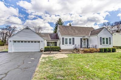 Clermont County Single Family Home For Sale: 3836 Merwin Ten Mile Road
