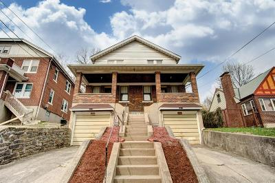 Cincinnati Multi Family Home For Sale: 1275 Rutledge Avenue