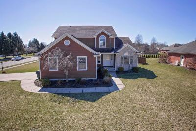 Warren County Single Family Home For Sale: 415 Ethelrob Circle