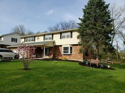 Hamilton Single Family Home For Sale: 506 Sanders Drive