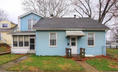 Cleves Single Family Home For Sale: 235 Bassett Street