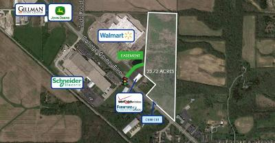 Oxford Residential Lots & Land For Sale: College Corner Pike