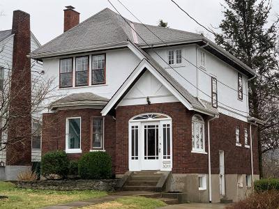 Cincinnati Single Family Home For Sale: 3011 Gloss Avenue