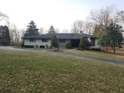 Clermont County Single Family Home For Sale: 3 Cherokee Trail