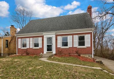 Cincinnati Single Family Home For Sale: 2651 Allaire Avenue
