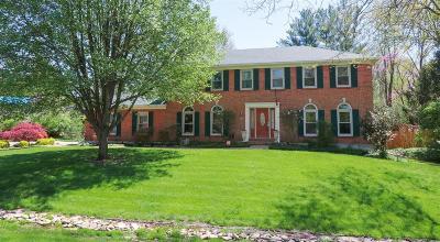 Cincinnati Single Family Home For Sale: 1504 Vancross Court