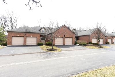 Hamilton County Condo/Townhouse For Sale: 8175 Trotters Chase