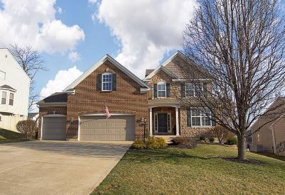 Butler County Single Family Home For Sale: 28 Ridge Wood Drive