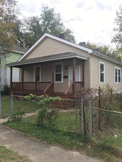 Cincinnati Single Family Home For Sale: 6225 Desmond Street