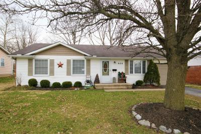 Lebanon Single Family Home For Sale: 930 Kerns Drive