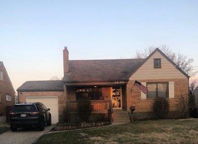 Cincinnati Single Family Home For Sale: 3448 Marcella Drive