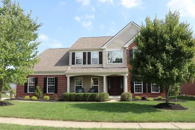 Warren County Single Family Home For Sale: 5461 Little Turtle Drive