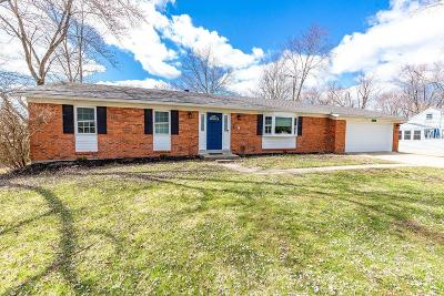 West Chester Single Family Home For Sale: 8471 Cox Road