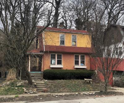 Cincinnati Single Family Home For Sale: 4059 Paxton Avenue