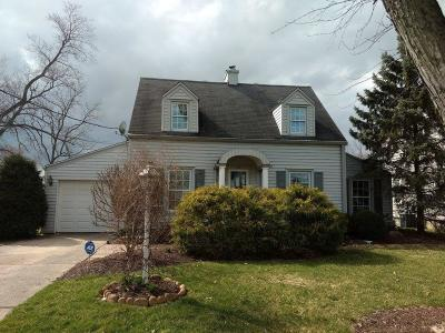 Butler County Single Family Home For Sale: 306 S Highview Road