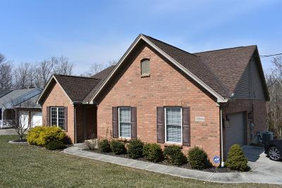 Delhi Twp Single Family Home For Sale: 5504 Foley Road