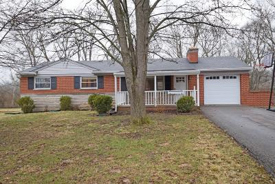 Clermont County Single Family Home For Sale: 5519 Betty Lane