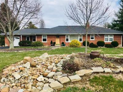 Brown County Single Family Home For Sale: 13376 Lake Grant Road