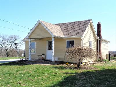 Whitewater Twp Single Family Home For Sale: 6350 Brooks Road