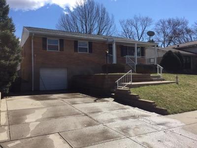 Cincinnati Single Family Home For Sale: 6184 Seiler Drive