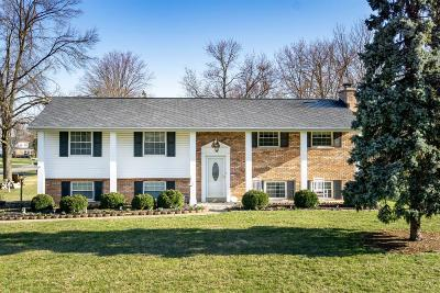 West Chester Single Family Home For Sale: 7596 Bonnie Drive