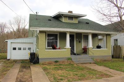 Manchester Single Family Home For Sale: 303 W Eighth Street