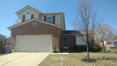Hamilton Single Family Home For Sale: 1202 Gilday Court
