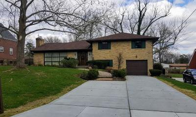 Hamilton County Single Family Home For Sale: 1518 Wynnburne Drive