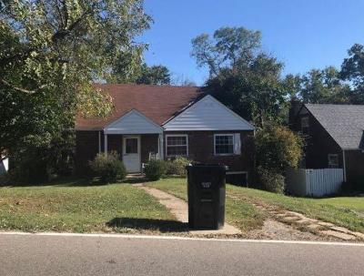 Hamilton County Single Family Home For Sale: 536 Trenton Avenue