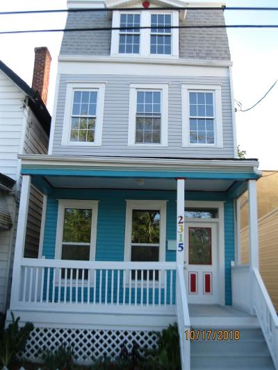 Cincinnati OH Single Family Home For Sale: $149,000