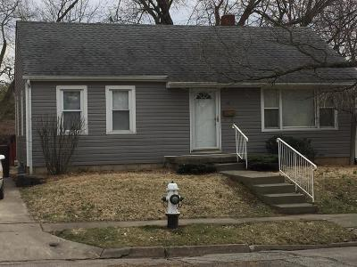Lebanon OH Single Family Home For Sale: $119,900