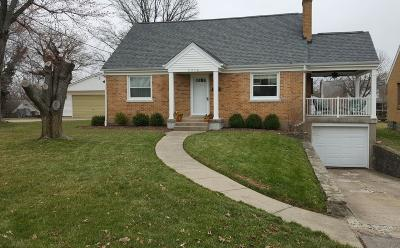 Green Twp Single Family Home For Sale: 5576 Samver Road