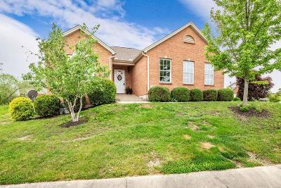 Hamilton Single Family Home For Sale: 2002 Redbud Drive