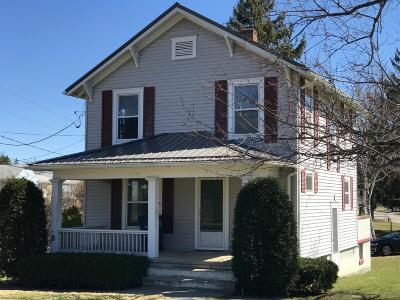 Wilmington OH Single Family Home For Sale: $96,000