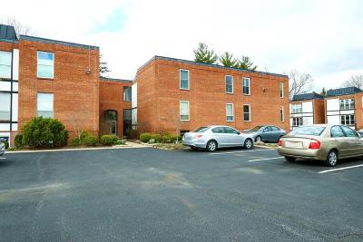 Cincinnati Condo/Townhouse For Sale: 3817 Petoskey Avenue #16