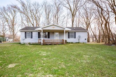 Brown County Single Family Home For Sale: 898 Waynoka Drive