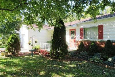 Highland County Single Family Home For Sale: 231 Woodland Drive