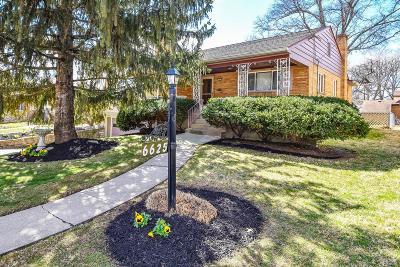 Cincinnati Single Family Home For Sale: 6625 Stoll Lane