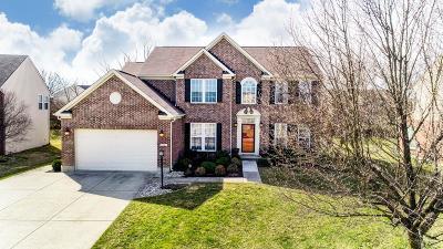 Mason Single Family Home For Sale: 6491 Evergreen Court