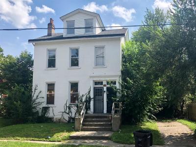 Cincinnati Multi Family Home For Sale: 1215 Laidlaw Avenue