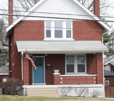 Cincinnati Single Family Home For Sale: 4120 St Martins Place
