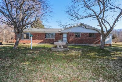 Single Family Home For Sale: 1870 St Rt 125
