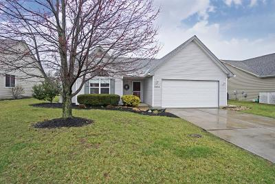 Liberty Twp Single Family Home For Sale: 6424 Lakota Meadows Drive