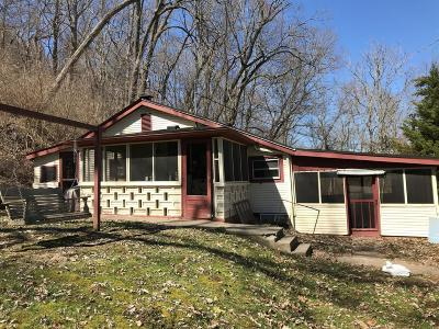 Harrison Twp Single Family Home For Sale: 8449 Lawrenceburg Road