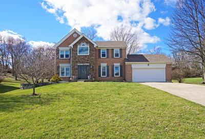 West Chester Single Family Home For Sale: 9923 Bolingbroke Drive