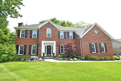 Single Family Home For Sale: 11374 Terwilligerscreek Drive