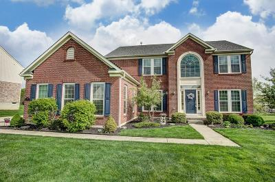 Liberty Twp Single Family Home For Sale: 5132 Griffis Lake Drive
