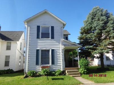 Preble County Single Family Home For Sale: 36 W South Street