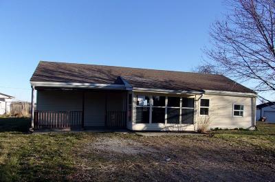 Highland County Single Family Home For Sale: 7000 Carlisle Lane